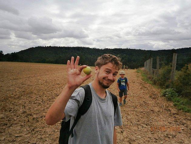 Pětadvacetiletý Martin Soldán zVyškova je skautem tělem iduší. Za svou práci získal cenu Jana Hona nadace Tři brány.