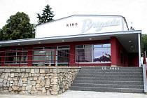 Kino Brigáda v Bučovicích.