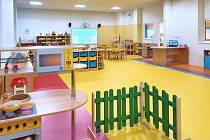 Nejnovější třída v Mateřské škole Letní pole.