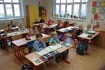 Děti se učí, kdy je čas na práci a kdy na odpočinek