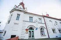 Společenské centrum Bonaparte.