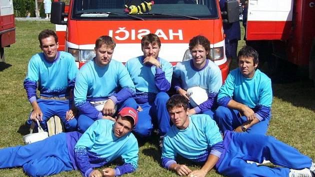 Hoštice - Heroltice. Sbor dobrovolných hasičů