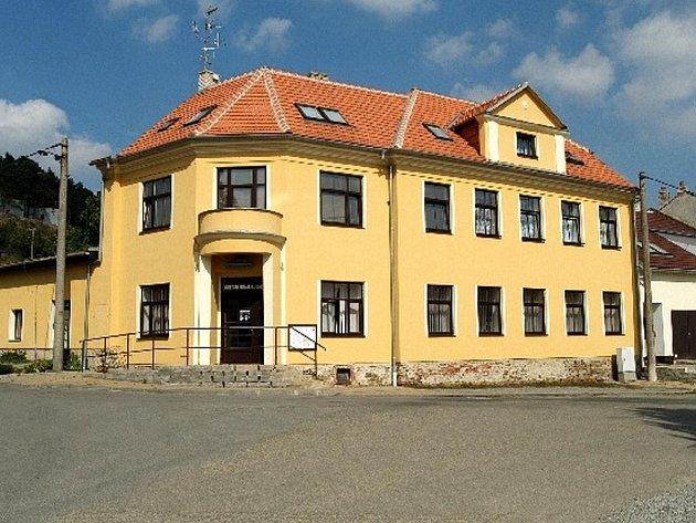 Lulečské Turistické informační centrum.