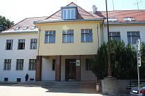 Okresní soud ve Vyškově.
