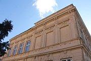 Budova bývalé střední zdravotnické školy ve Vyškově
