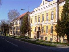Integrovaná střední škola ve Slavkově u Brna.