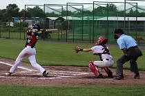 Baseballoví Pelikáni Bučovice slaví druhé vítězství v novém ročníku 1. ligy. Zvítězili v Olomouci nad Skokany.