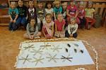 Děti z Mateřské školy Bučovice, pracoviště Vícemilice