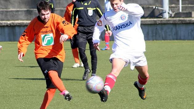 Fotbalisté Rousínova - ilustrační foto.