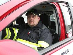 Vyšetřovatel hasičů Karel Vidlář z Pustiměře často přijede už k uhašenému požáru. Proto si musí odvodit, jak oheň vypadal. Pomáhá mu v tom letitá průprava.