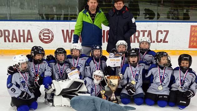 Mladí hokejisté MBK Vyškov dosáhli velkého úspěchu.
