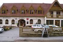 Penzion U Kalábů v Olšanech