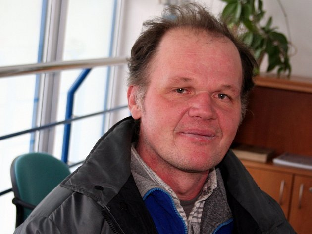 Čtyřiačtyřicetiletý Martin Svoboda z Brankovic na Vyškovsku.