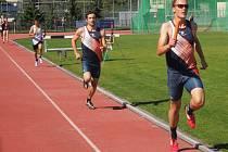 Čtvrté a záverečné kolo II. národní ligy atletů potvrdilo postup mužů AHA Vyškov do I. ligy, zatímco ženy skončily druhé za domácím Uherským Hradištěm.