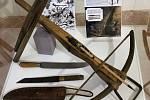 Výstava Pytlák a jeho zbraň potrvá v Muzeu Vyškovska do neděle.