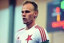Odchovanec dražovického fotbalu Jan Homola letos nastupoval za futsalovou Slavii Praha v první lize s kapitánskou páskou.