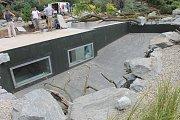 Nová expozice ve vyškovském zooparku má zpoždění. Hotová by mohla být do konce srpna.