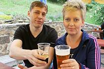 Po roční přestávce měli milovníci piva opět příležitost ochutnat méně známé druhy moku na Olšanském pivobraní. K mání jich bylo šestadvacet.
