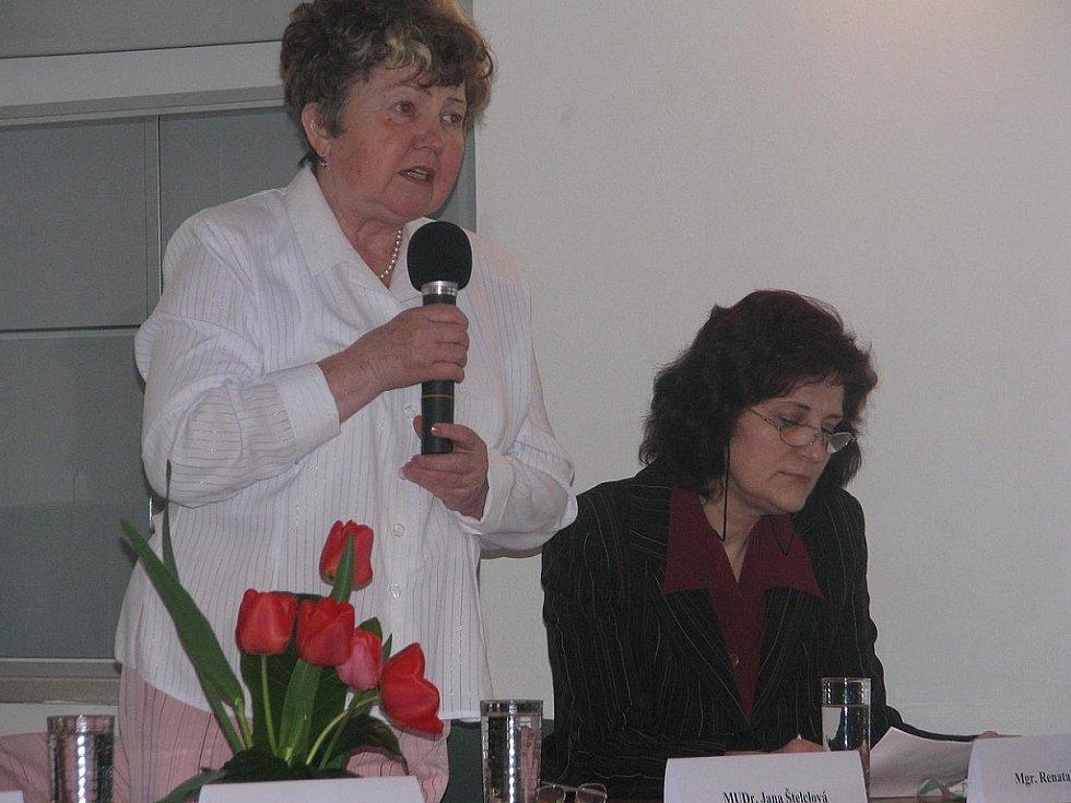 Poslankyně Evropského parlamentu hovořila o Musilově odkazu současné Evropě
