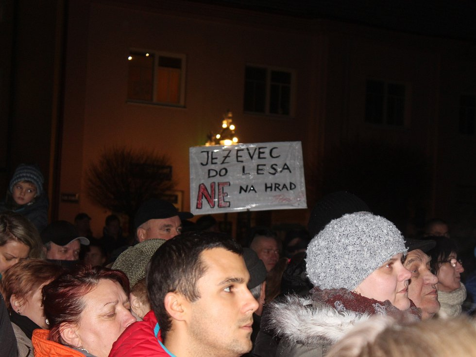 Prezident České republiky navštívil Bučovice.