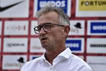 Milostav Machálek, fotbal, trenér MFK Vyškov, SK Líšeň, Zbrojovka Brno.