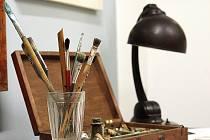 Vernisáží dne 15. září začíná v bučovickém muzeu výstava nazvaná Život a dílo Františka Srpa. .Pro návštěvníky pak bude přístupná od 16. září. Ilustrační snímek.