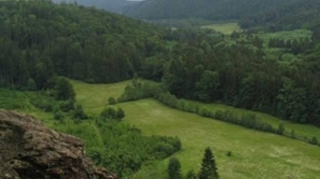 Rakovecké údolí