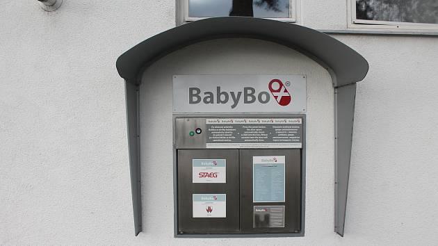 V Babyboxu v nemocnici ve Vyškově našli ve středu chlapečka.
