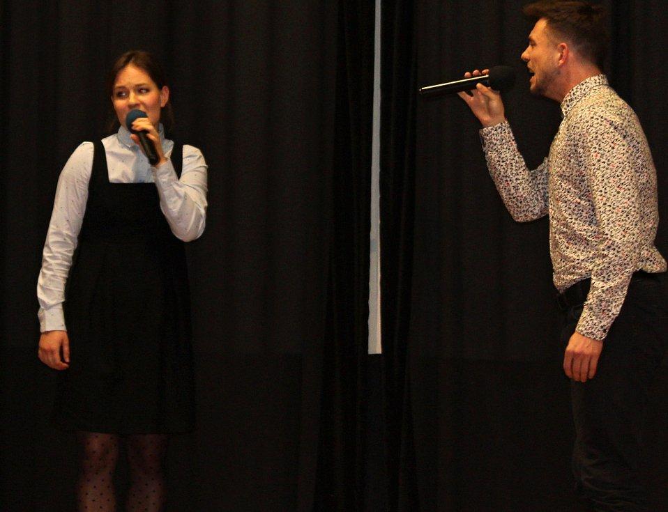 Bučovice zažily koncert plný muzikáových melodií.