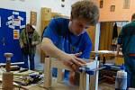 Studentovi Janu Vařekovi ze slavkovské školy se podařilo uspět na soutěži.