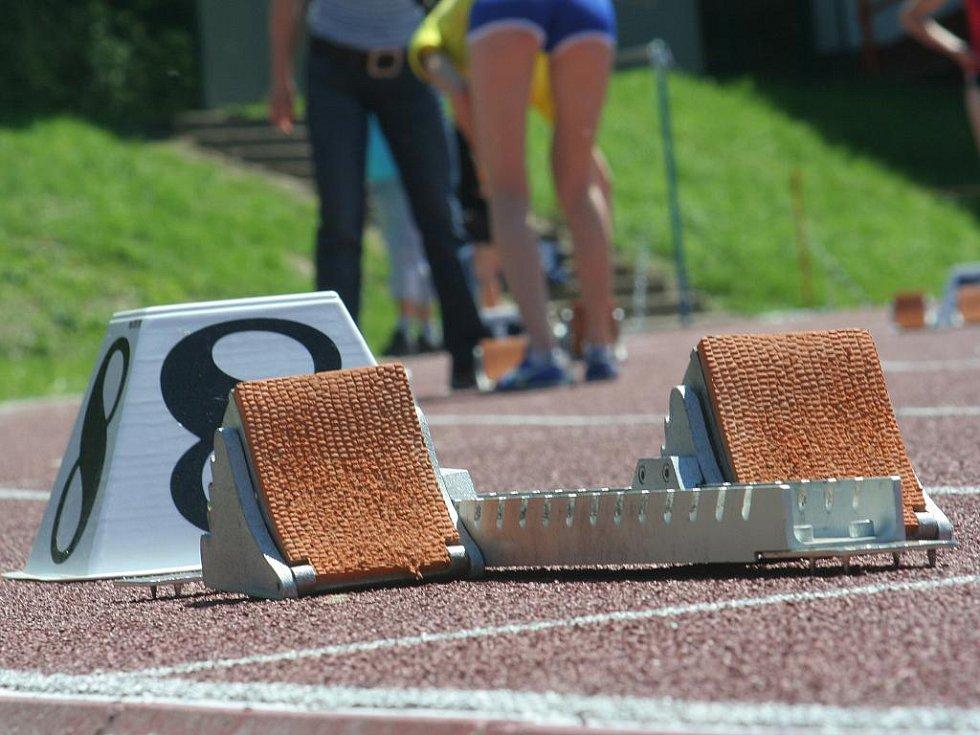 Atletika. Ilustrační fotografie.