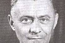 Exilový politik, novinář a historik Hubert Ripka.