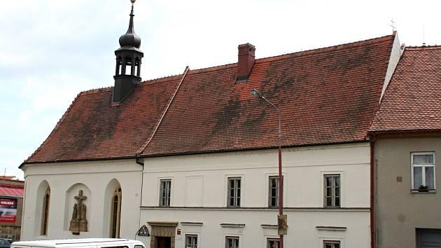 Kaple svaté Anny ve vyškovské Dukelské ulici.