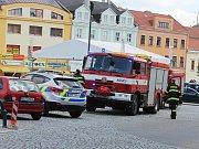 Obálka s podezřelým práškem, která dorazila v pátek na vyškovskou radnici, zalarmovala hasiče i policisty.