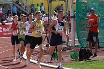 Mladí atleti AHA Vyškov sbírali zkušenosti na mistrovství České republiky dospělých v Plzni.