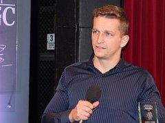 Martin Müller sportovec Vyškova 2015  a hvězda Vyškovského deníku Rovnost.