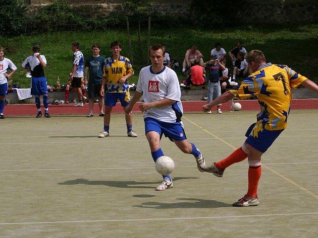 Futsal.Ilustrační foto