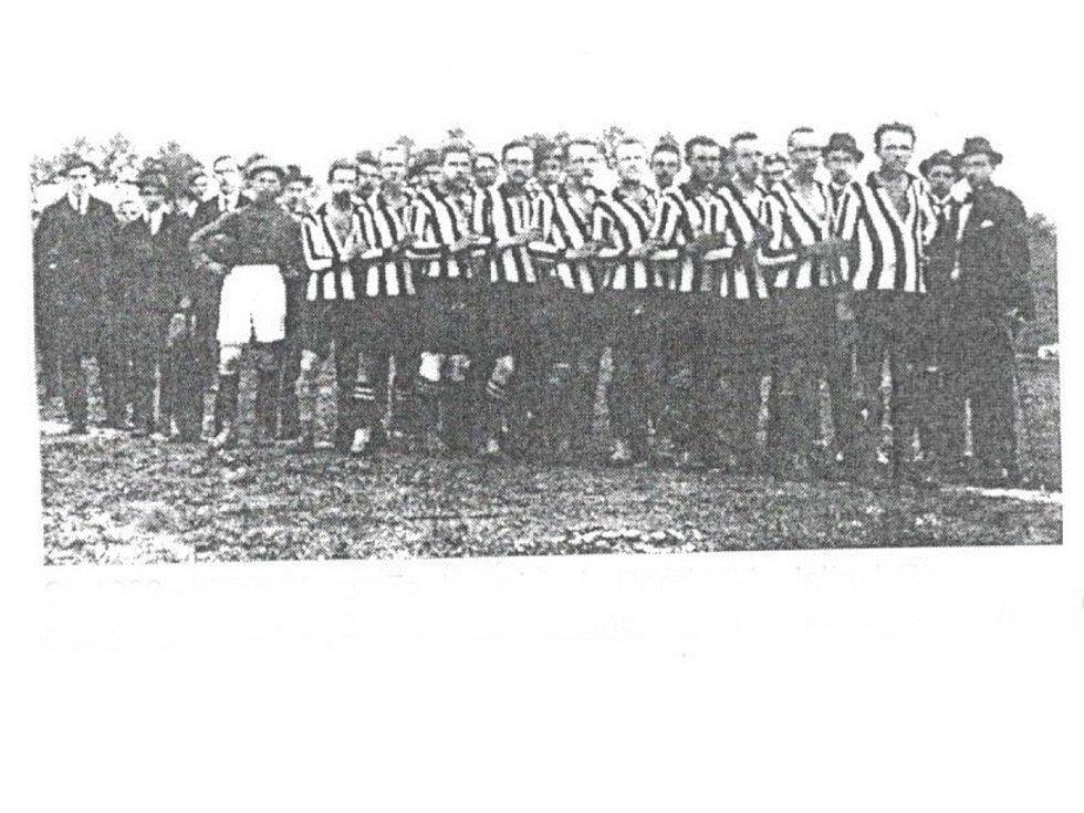Na letošní rok vychází výročí 100 let od založení prvního samostatného klubu ve Vyškově.
