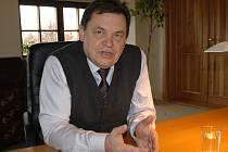Ředitel slavkovského zámku Aleš Šilhánek.