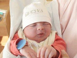 Novorozená miminka Vyškovska 46. týdne 2017