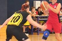 Basketbal ovládl domácí halu