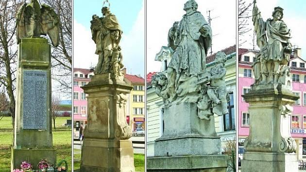 Vyškovská radnice nechá v tomto roce zrekonstruovat několik památek.