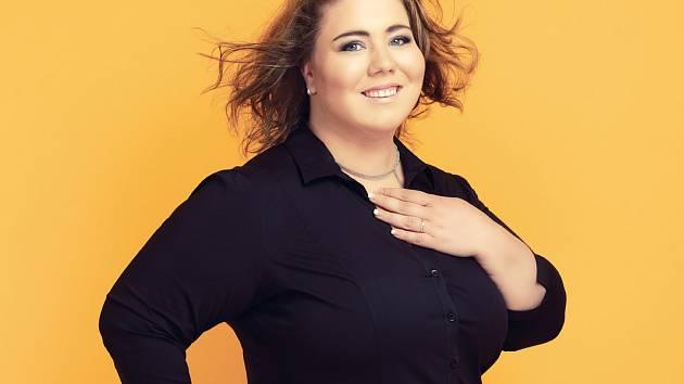 Vyškovanka Kamila Galková se dostala do finále soutěže Miss Full Of Beuaty.