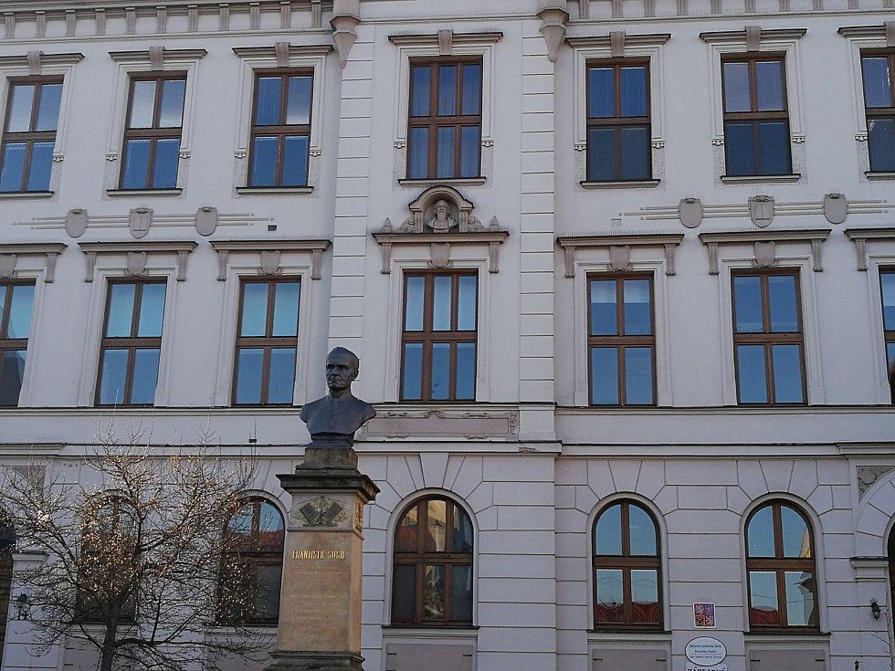 Základní umělecká škola.