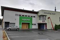 Vyškovské squash centrum.