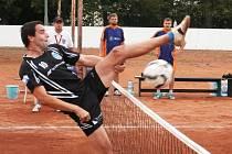 Ve II. lize nohejbalu zvítězil Rozvíz Slovan Ivanovice na Hané nad Sokolem Zbečník 6:2.