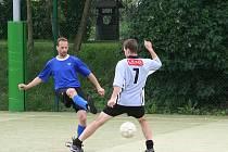 Futsalový přebor pro tuto sezónu skončil.