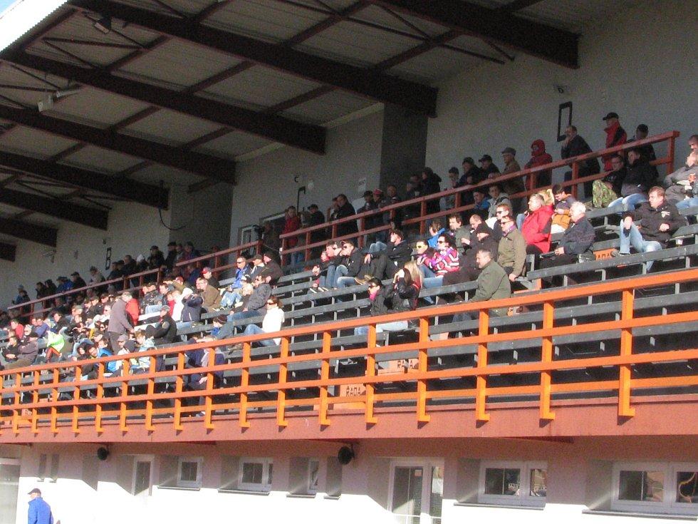 Vyškovští fotbalisté dokázali v zápase proti Mohelnici odpovědět na dva slepené góly soupeře a ve druhém poločase překlopit pomyslné misky vah definitivně na svoji stranu.