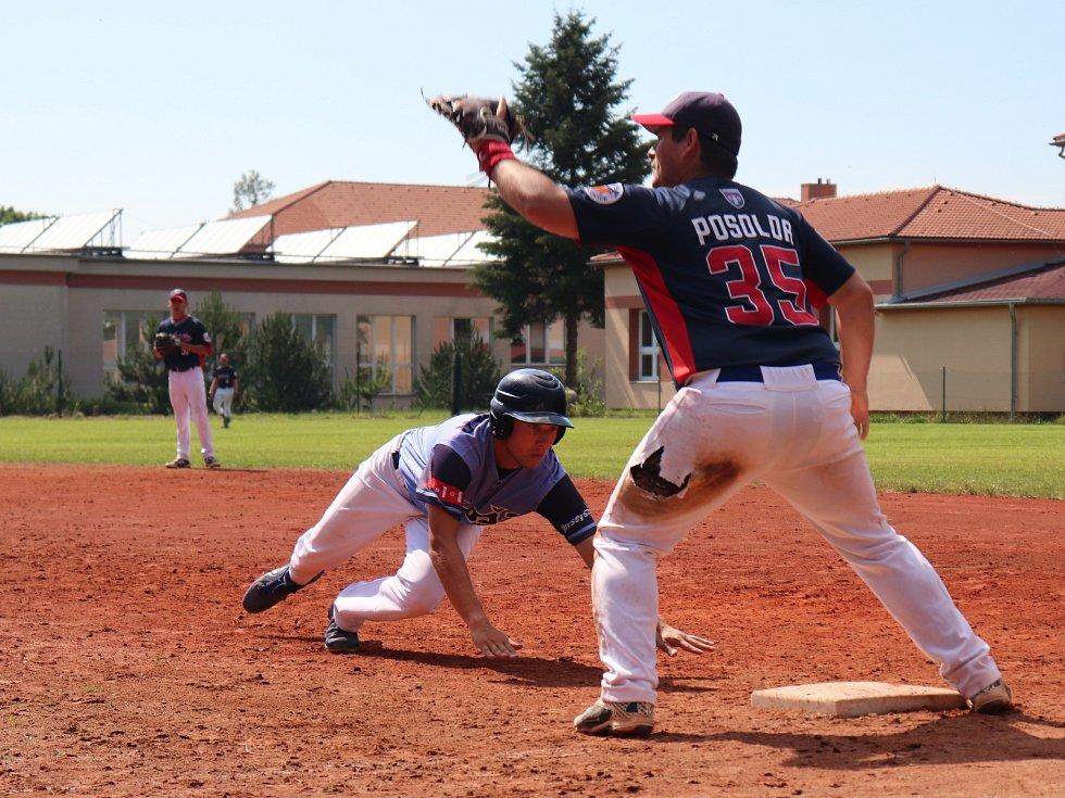 Baseball Pelikans Bučovice I. liga mužů