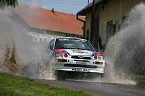 Ilustrační foto z Rally Vyškov 2019.